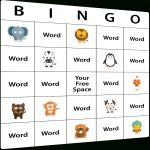 Make Custom Printable Bingo Cards | Bingo Card Creator   Free Printable Bingo Cards
