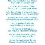 Make New Friends Printable Girl Scout Song Lyrics   Free Printable Song Lyrics