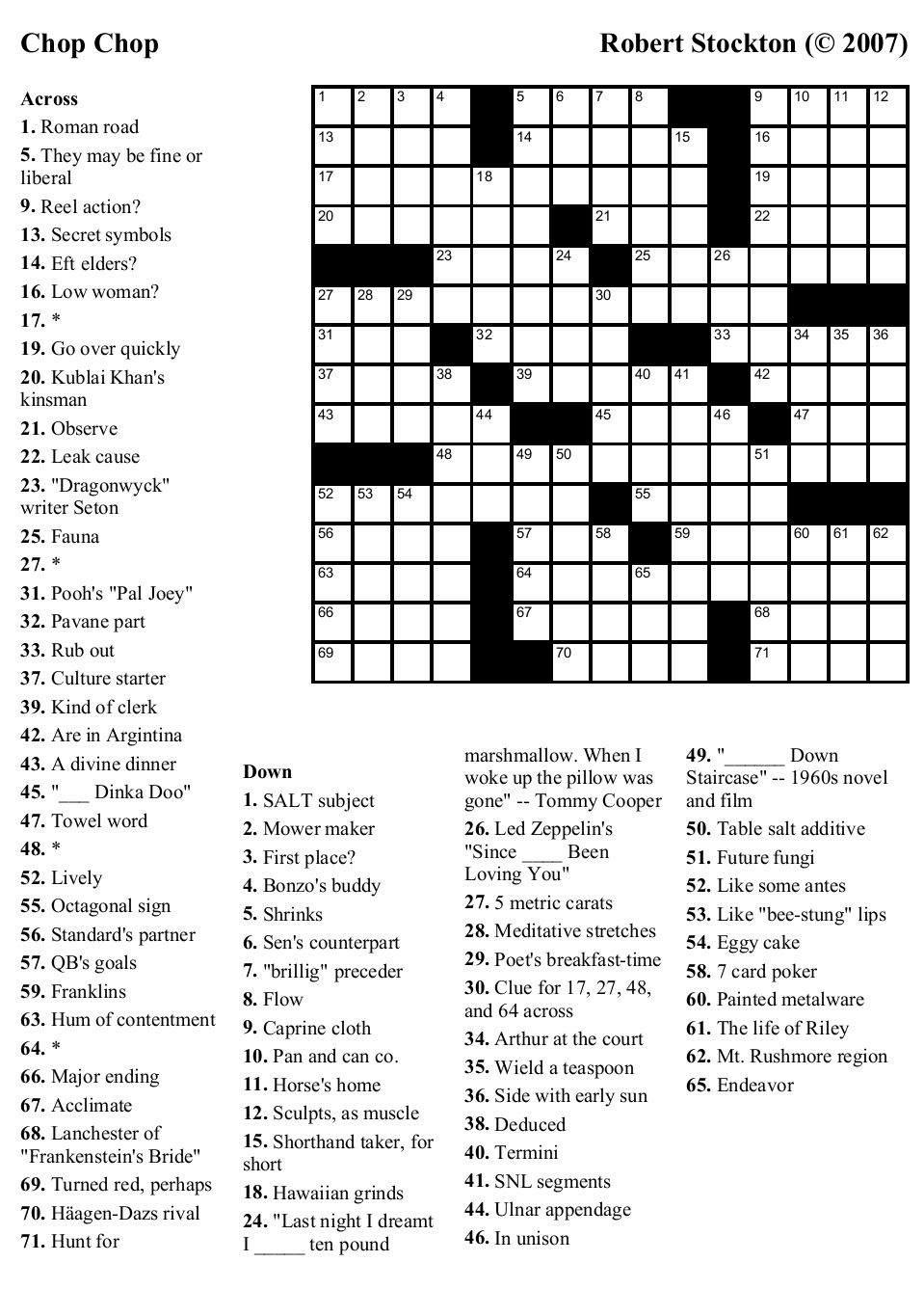 Make Your Own Crossword Puzzle Free Printable (70+ Images In - Make Your Own Crossword Puzzle Free Printable