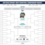 March Madness Bracket 2018: Official And Printable .pdf For The Ncaa   Free Printable Brackets Ncaa Basketball