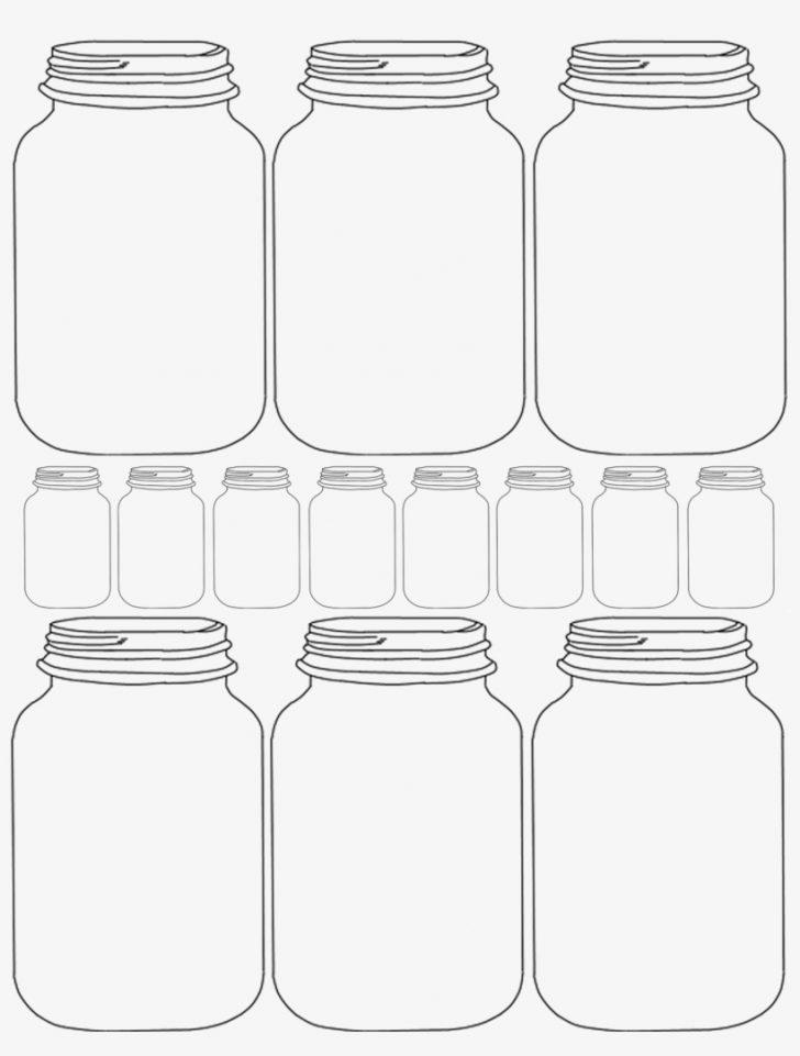 Free Printable Mason Jar Invitation Template
