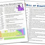 Match Up Worksheet Maker   Free Printable Test Maker For Teachers