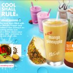Mcdonald's Bogo Printable Coupon On Frappes Or Smoothies   Al   Free Mcdonalds Smoothie Printable Coupon