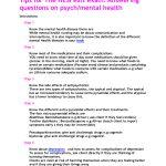 Mental Health Hesi Study Guide | School | Mental Health Nursing   Free Printable Hesi Study Guide