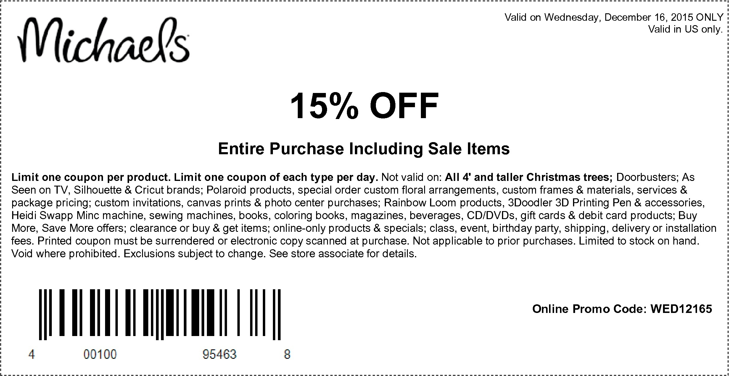 Michaels Free Printable Coupons | Printable Coupons Online - Free Printable Michaels Coupons