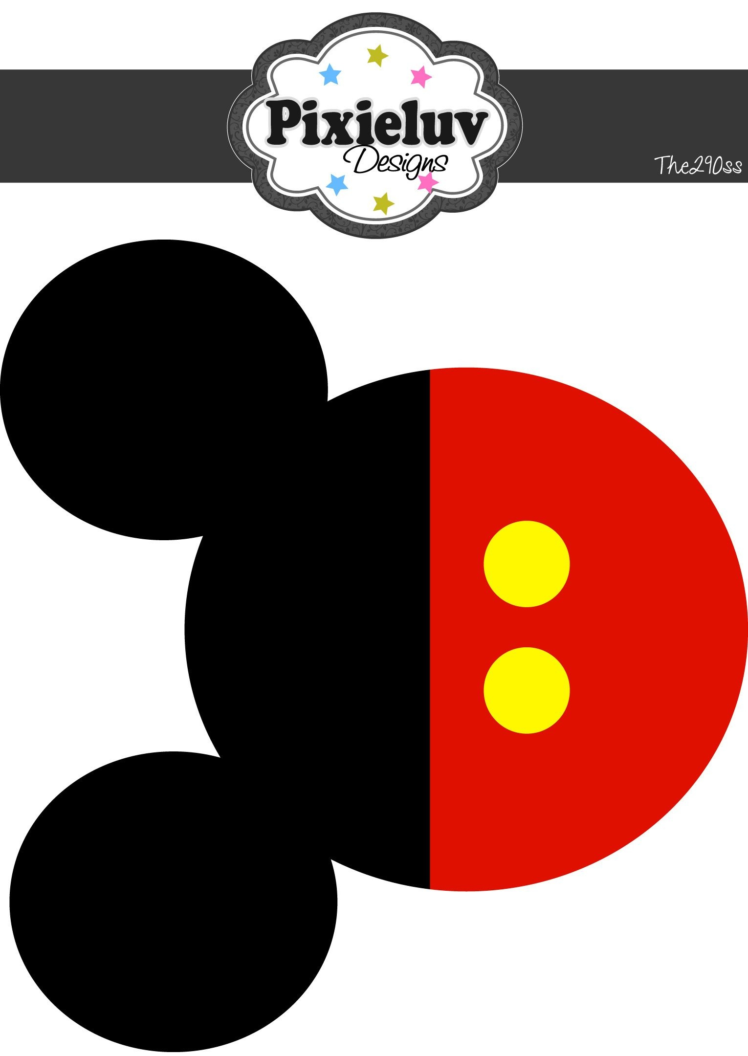 Mickey Mouse Birthday Banner Free Printables.i Am Sure I Could - Free Printable Mickey Mouse Decorations