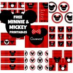 Mickey Mouse Party Free Printables   Demir.iso Consulting.co   Free Printable Mickey Mouse Decorations