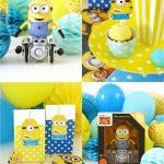 Minion Inspired Birthday Party Ideas & Free Printables   Party Ideas   Minion Party Ideas Free Printables