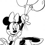 Minnie Mouse Coloring Pages | Free Download Best Minnie Mouse   Free Printable Minnie Mouse Coloring Pages