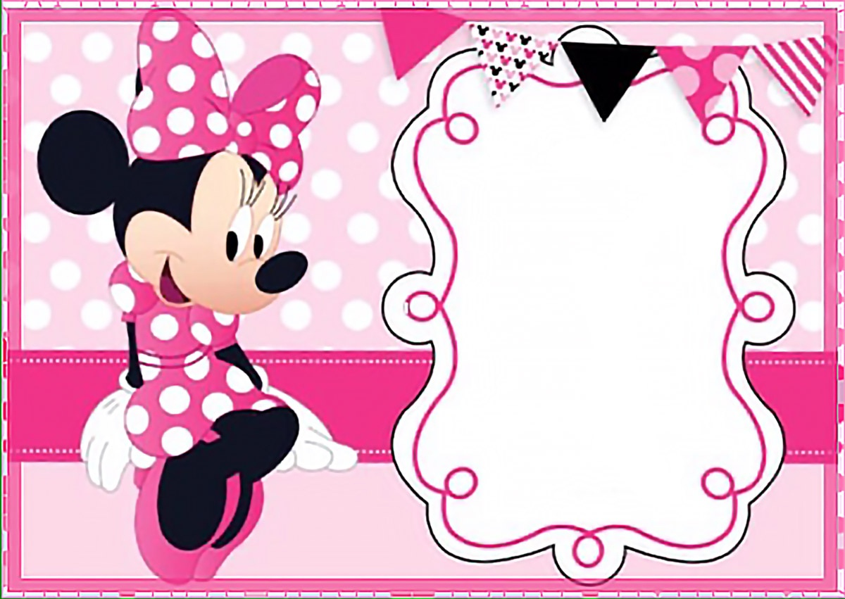 Minnie Mouse Printable Invitations Free - Demir.iso-Consulting.co - Free Printable Mickey And Minnie Mouse Invitations