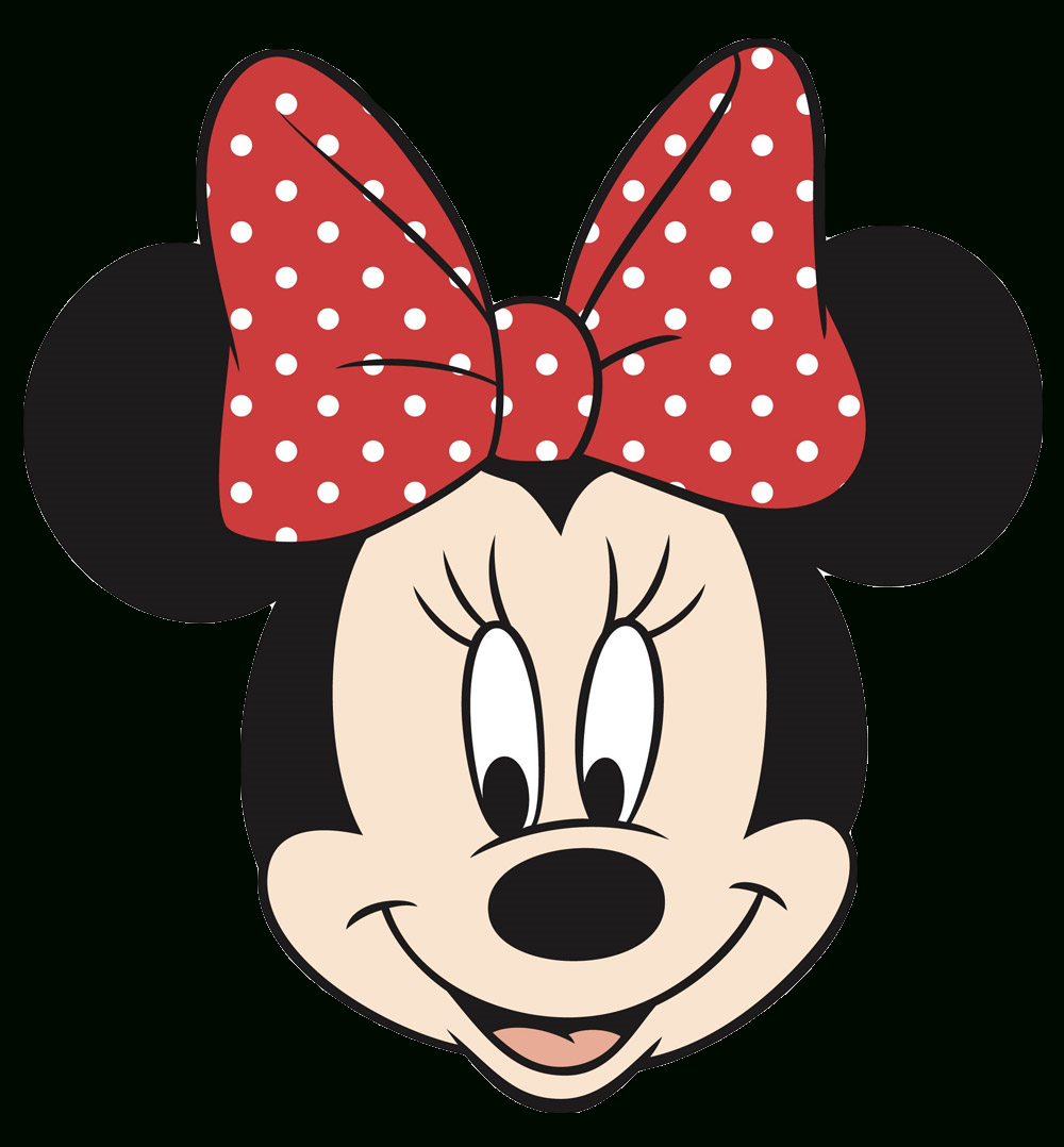 Minnie Mouse Template | Trafficfunnlr - Free Minnie Mouse Printable Templates