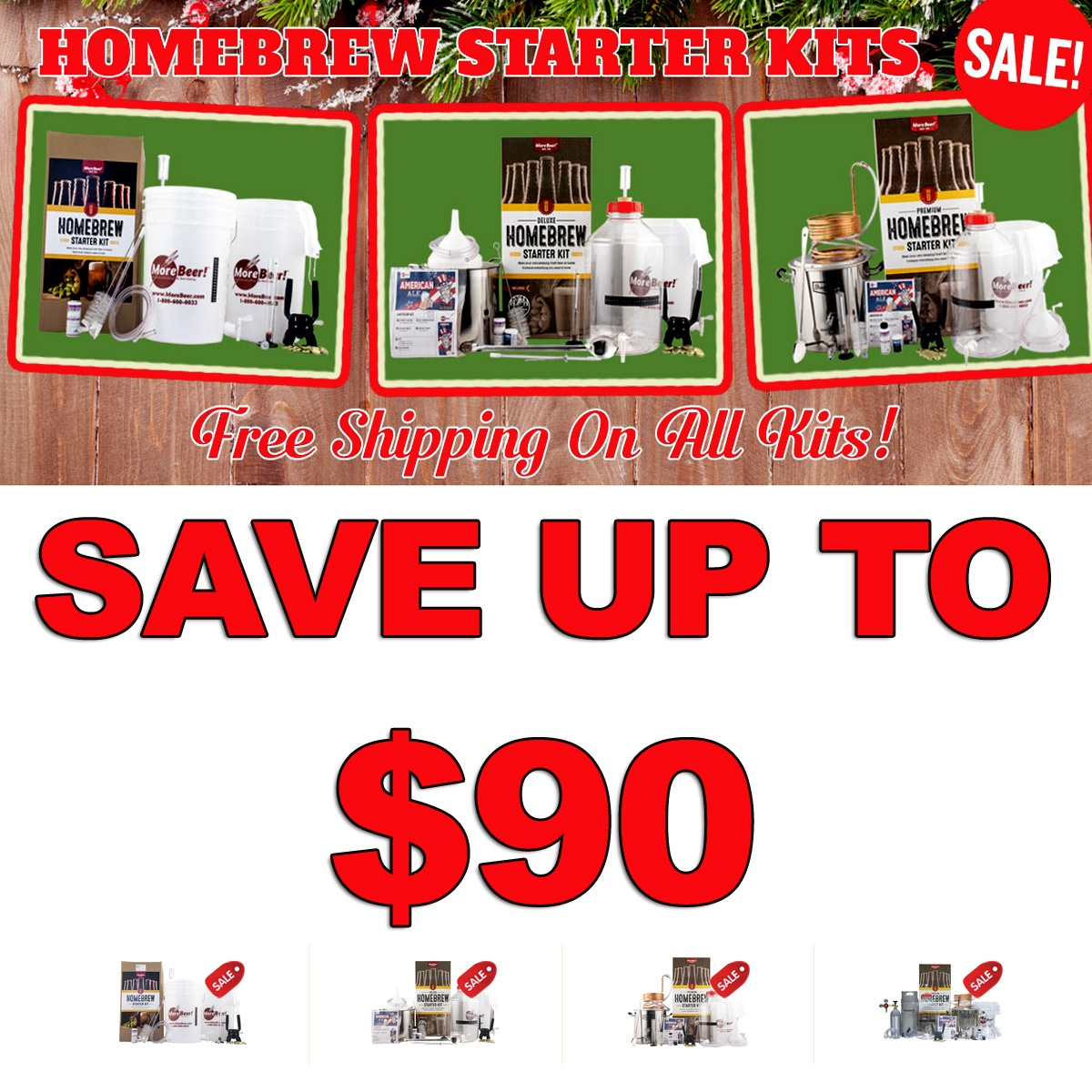 More Beer Coupon Save Up To $90 On Home Beer Brewing Kits - Free Printable Beer Coupons