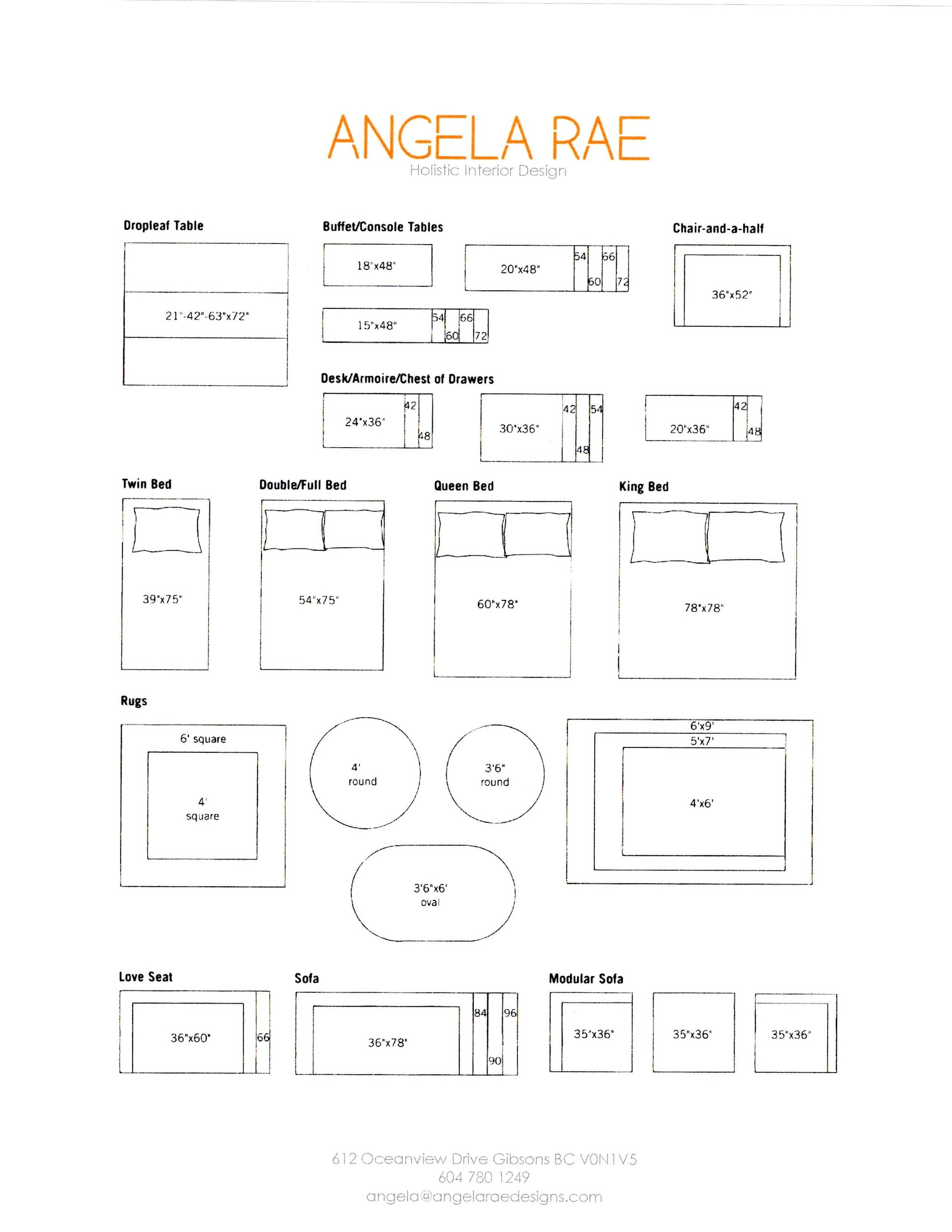 """More Printable Furniture At 1/4"""" Scale. Have Fun! Here's A Tipdon - 1 8 Inch Scale Furniture Templates Printable Free"""