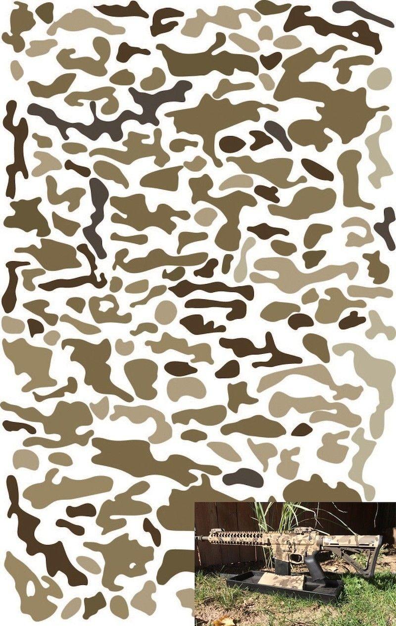 Multicam Pattern Stencils | Stencil | Camo Stencil, Cricut Stencils - Free Printable Camo Stencils