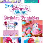 Musings Of An Average Mom: Shimmer And Shine Birthday Party   Shimmer And Shine Free Printables
