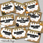 My Fashionable Designs: Halloween Costume Contest Certificates   Best Costume Certificate Printable Free
