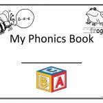 My Phonics Book Worksheet   Free Esl Printable Worksheets Made   Free Printable Phonics Books For Kindergarten