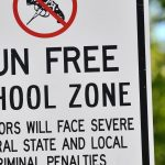 N.h. House Passes Bill That Would Allow For Gun Free School Zones   Free Printable No Guns Allowed Sign