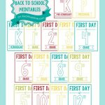 New Back To School Printable Signs   I Heart Nap Time   Free Printable Back To School