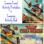 New Free Planes: Fire & Rescue Activity Printables & Camping Book   Free Planes Printables