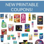 New Month! New Printable Coupons!! Progresso, Neutrogena, Glade, All   Free Printable Chinet Coupons