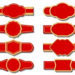 Nice Cigar Band Template Pictures. Free Cigar Label Template Vector   Free Printable Cigar Label Template