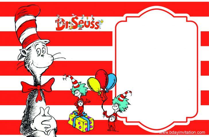 Dr Seuss Free Printable Templates