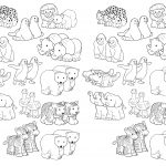 Noah's Ark Free Printable Of Animal Pairs | Godsdienstonderwijs   Free Noah's Ark Printables
