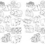 Noah's Ark Free Printable Of Animal Pairs | Godsdienstonderwijs   Free Noah's Ark Printables