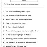 Nouns Worksheets And Printouts   Free Noun Printables