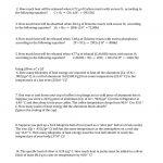 Oil Or Gas Heating: Science Worksheet 2 10A Heat Transfer Worksheet   Free Printable Heat Transfer Worksheets