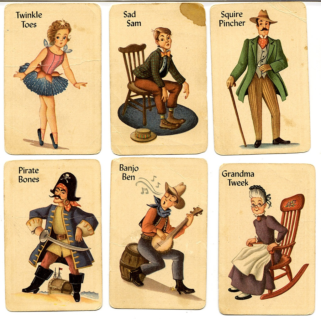 Old Maid – Cape Girardeau History And Photos - Free Printable Old Maid Card Game