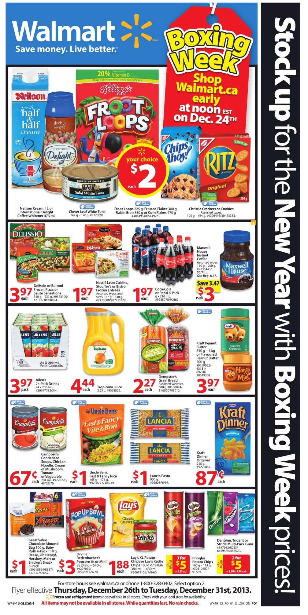 Online Coupons For Walmart Groceries - Coupon Trivia Crack - Free Printable Food Coupons For Walmart