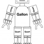 Other Graphical Works | Homeschoolin | 3Rd Grade Math, Teaching Math   Gallon Bot Printable Free