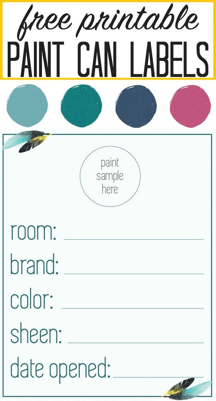"Our ""in Living Color"" Paint Palette 