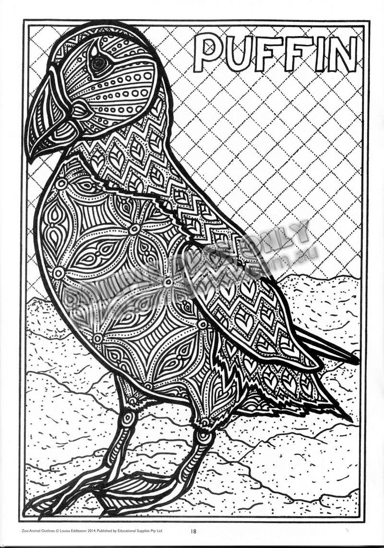 Outlines Of Australian Animals - Kaza.psstech.co - Free Printable Arty Animal Outlines