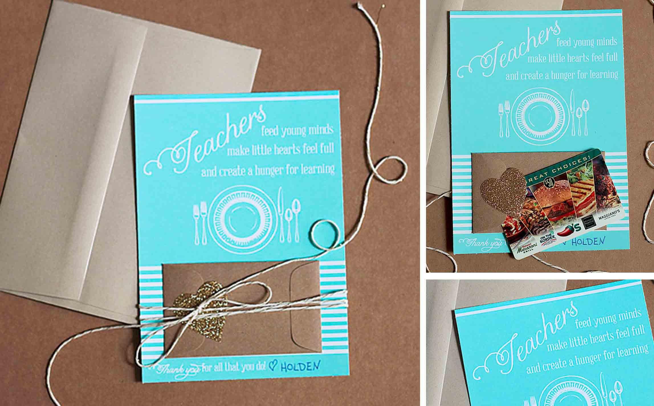 Over 50 Printable Gift Card Holders For The Holidays | Gcg - Make A Holiday Card For Free Printable