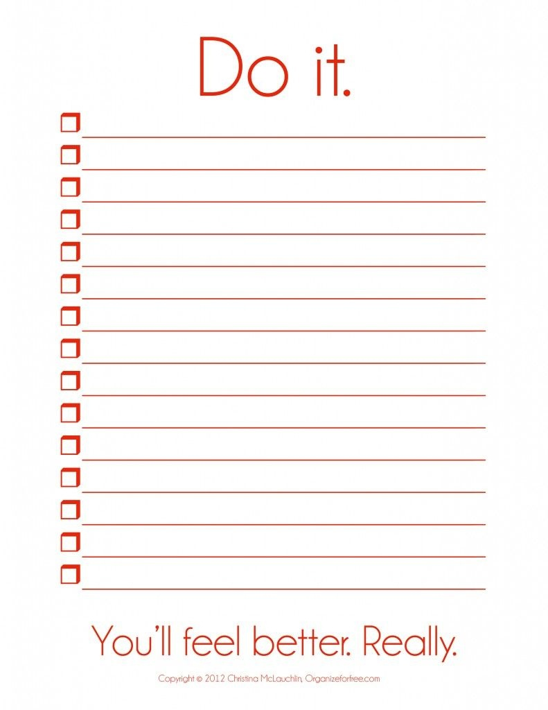 Pallet Shelves   <3Printables&clipart <3 Group Board   To Do Lists - Free To Do List Template Printable
