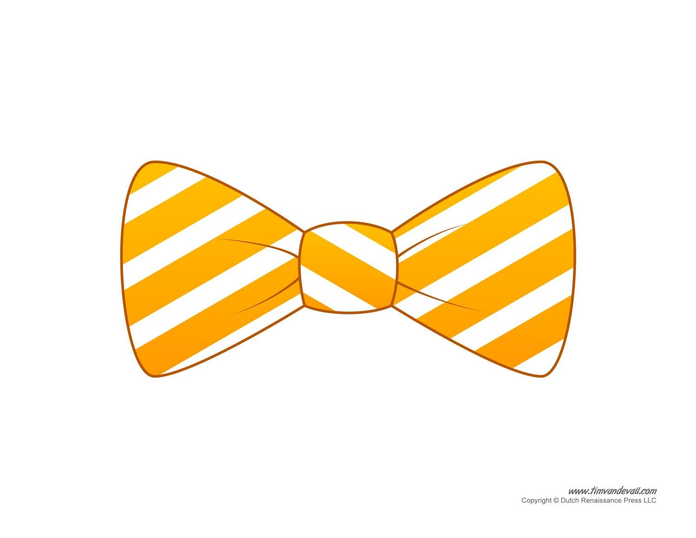 Paper Bow Tie Templates | Bow Tie Printables - Free Printable Tie