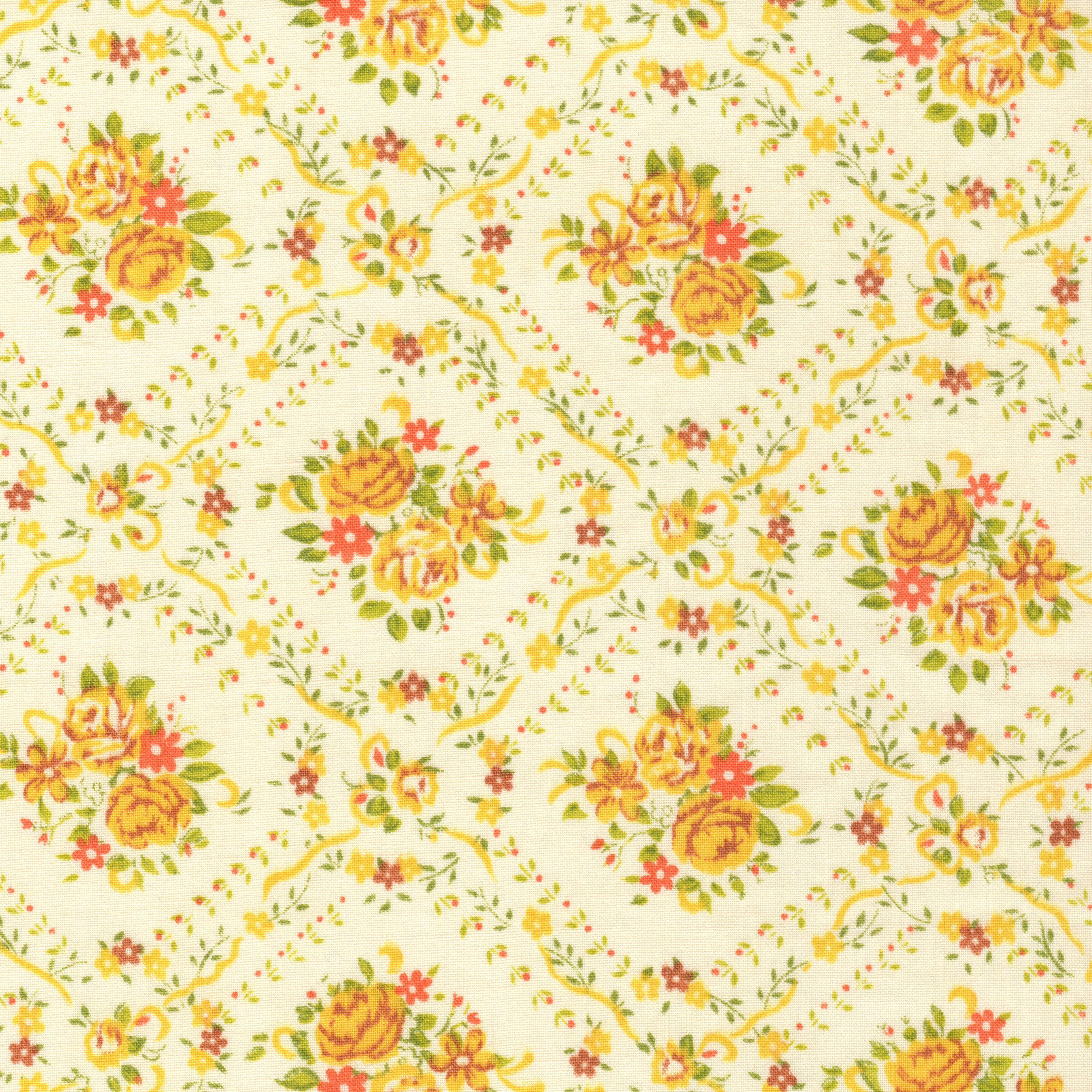 Paper: Free Floral Autumn 12 X 12 Digital Scrapbooking - Free Pretty - Free Printable Fall Scrapbook Paper