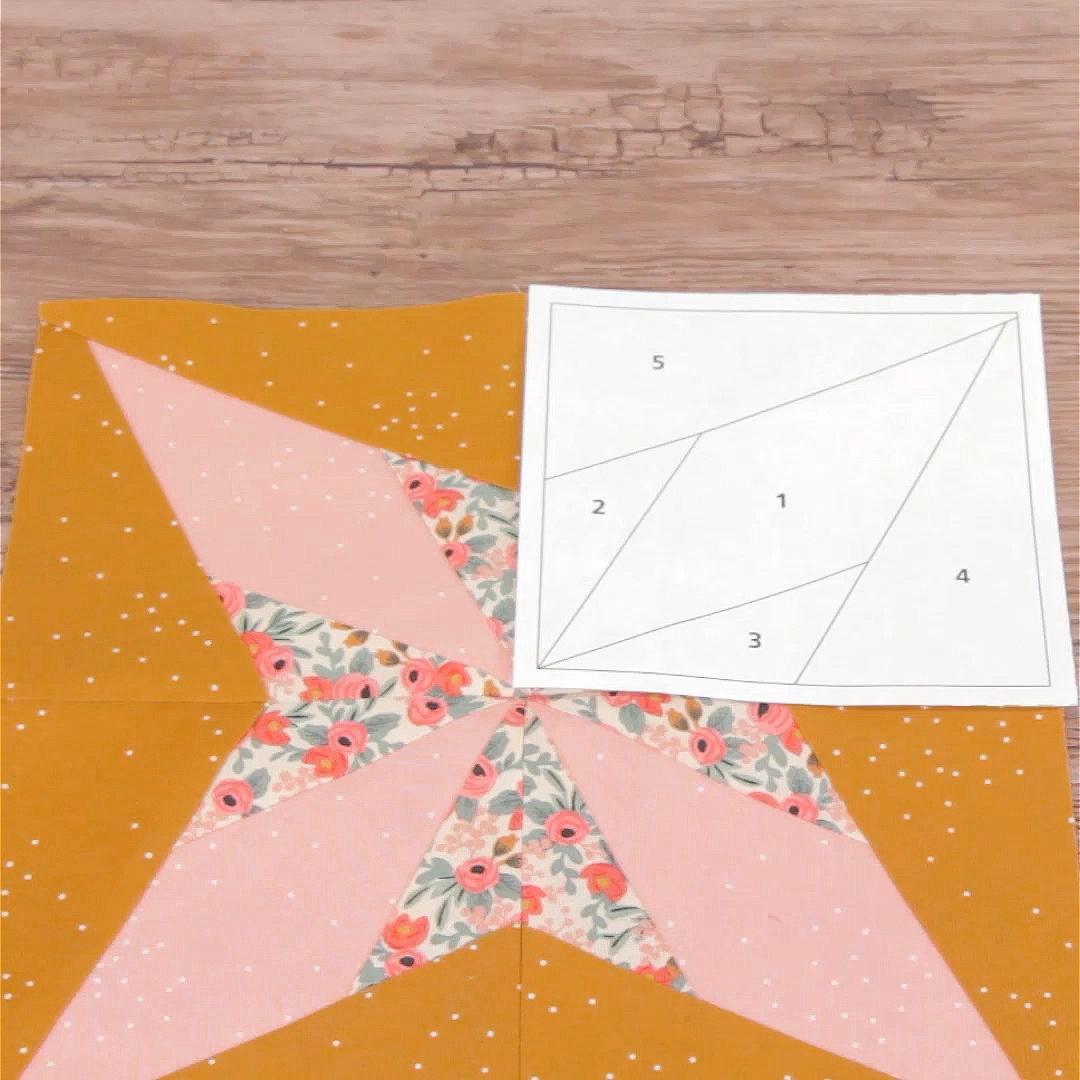 Paper Piecing For Beginners | Weallsew - Paper Piecing Patterns Free Printables