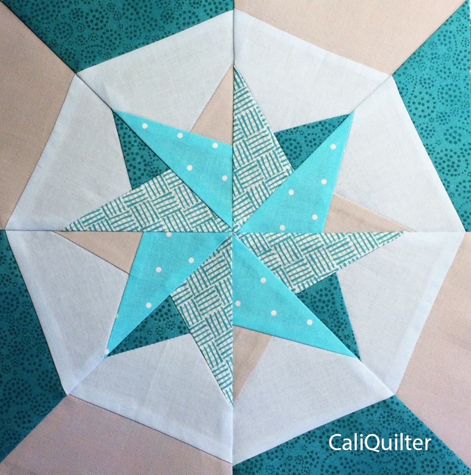 Paper Piecing Using Freezer Paper Templates - Cali Quiltercali Quilter - Free Printable Paper Piecing Patterns For Quilting