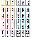 Pdf Numbers 1 99 Online Sale Printable Clothing Live Sale | Etsy   Free Printable Live Sale Numbers