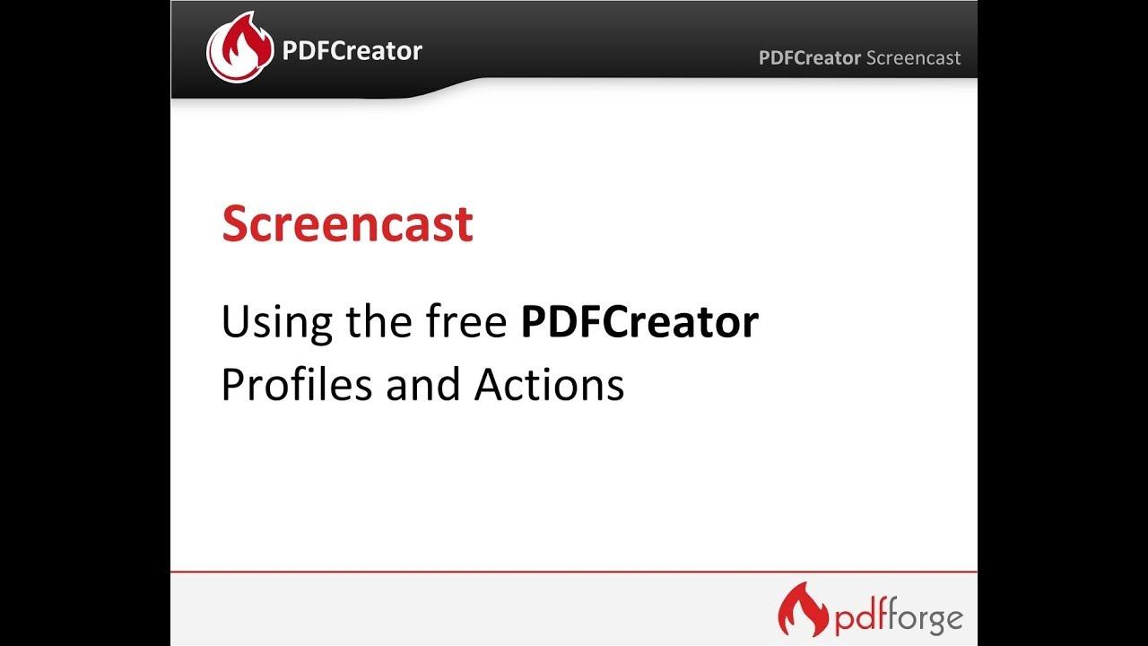 Pdfcreator – Free Pdf Converter, Create & Merge Pdf Files - Free Sign Maker Printable