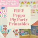 Peppa Pig Birthday Party Idea, Crafts And Free Printables. | Ms 2Nd   Peppa Pig Birthday Banner Printable Free