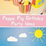 Peppa Pig Birthday Party! (Simple Diy Ideas & Free Printables   Peppa Pig Birthday Banner Printable Free