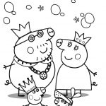 Peppa Pig Coloring Pages | Free Coloring Pages   Peppa Pig Free Printables