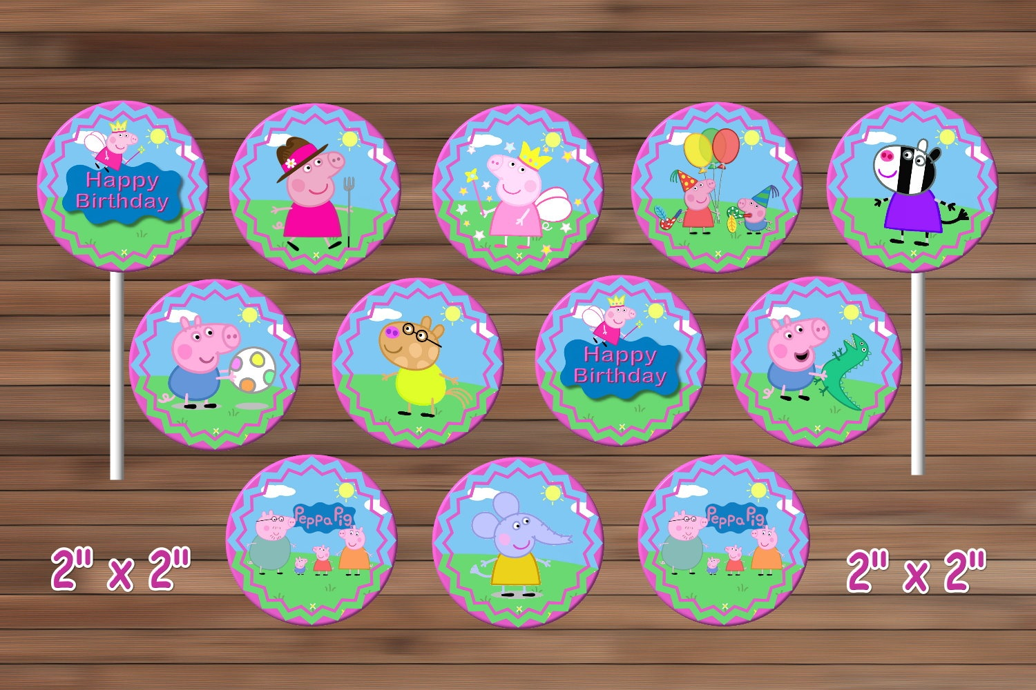 Peppa Pig Free Printables (75+ Images In Collection) Page 1 - Peppa Pig Free Printables