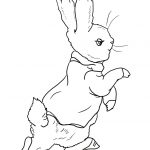Peter Rabbit Coloring Pages | Free Coloring Pages   Free Printable Peter Rabbit Coloring Pages
