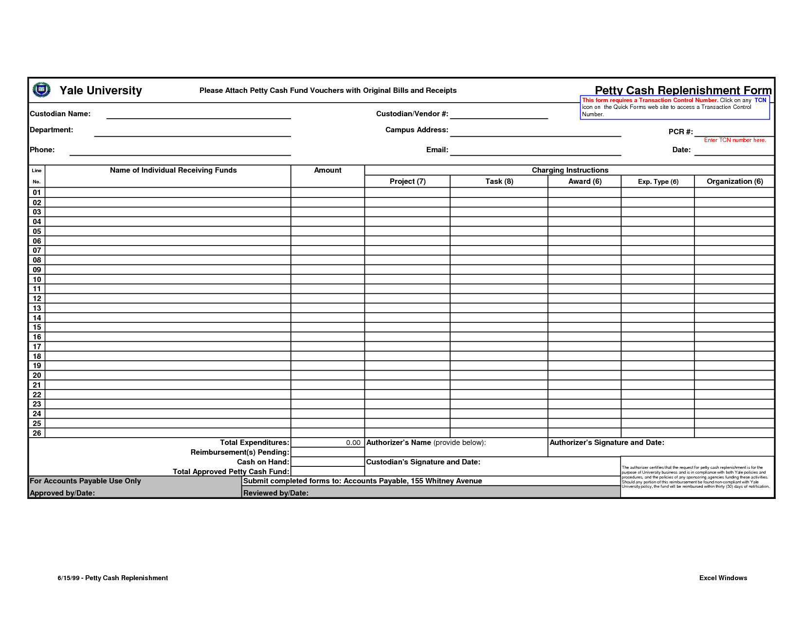 Petty Cash Form Template Excel | Tips | Report Template, Resume - Free Printable Petty Cash Voucher